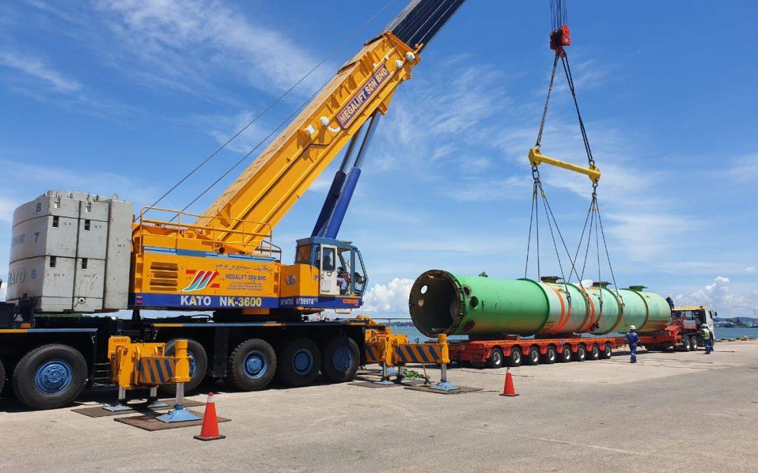 AMEC Wood Offshore Rejuvenation Project.
